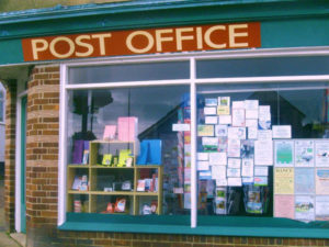 charmouth post office