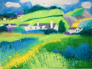 town mill art russell coulson