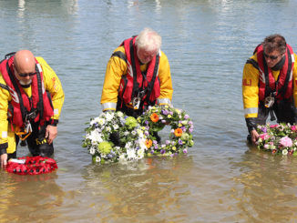lifeboat blessing boats