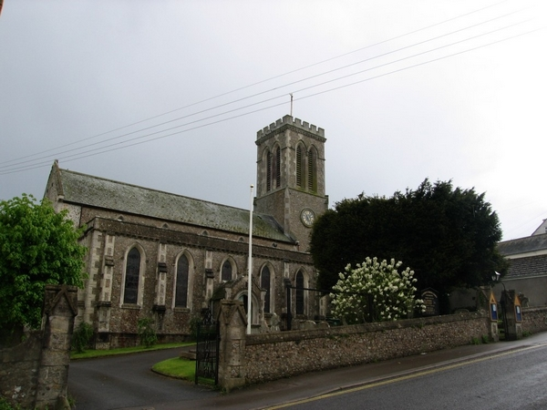 st andrews church charmouth