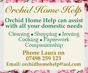 Orchid Home Help