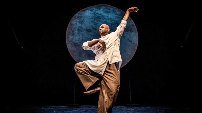 Award-winning performer combines Indian dance and comedy