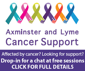 Axminster & Lyme cancer Support