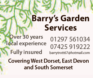 Barry's Gardening Services