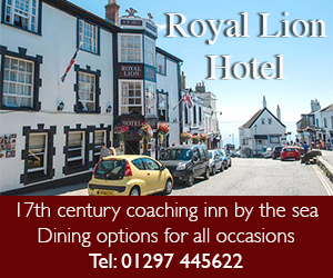 Royal Lion Hotel