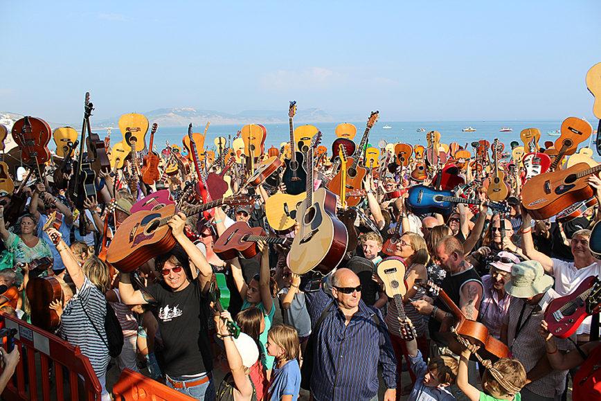 guitars-on-the-beach