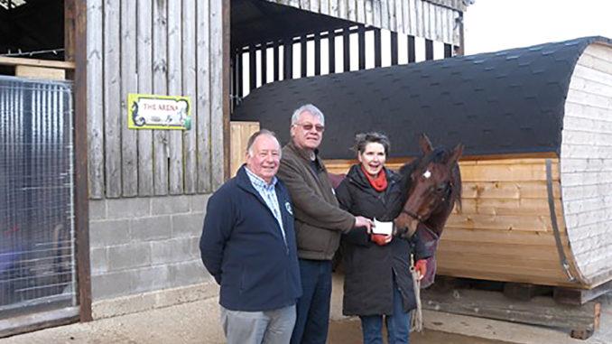 rotary horsecourse cheque