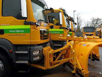 highways gritters