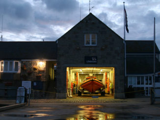 lifeboat boathouse