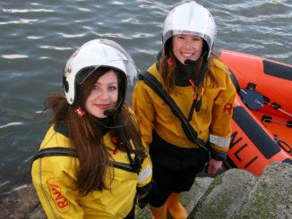 lifeboat crew bikky georgia