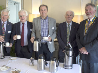 rotary soup ploughman's