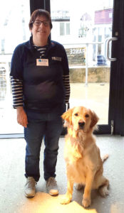lizzie wiscombe guide dog