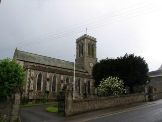 st andrews church charmouth