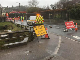 uplyme road closure