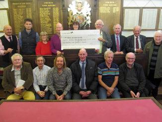 council grants