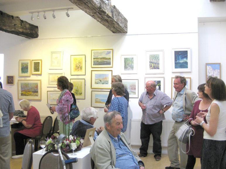 art society exhibition