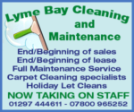 Lyme Bay Cleaning & Maintenance