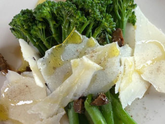 hix recipes sprouting broccoli