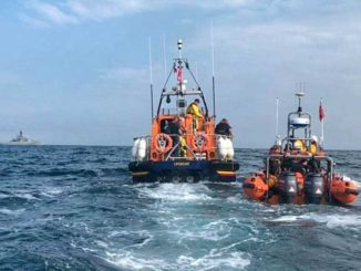 lifeboat shout divers
