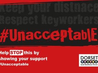 #unacceptable campaign