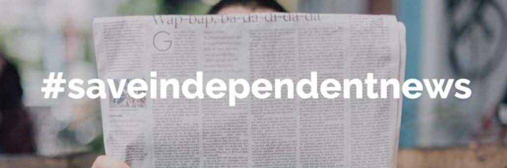 save independent news