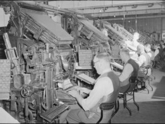 newspaper-production