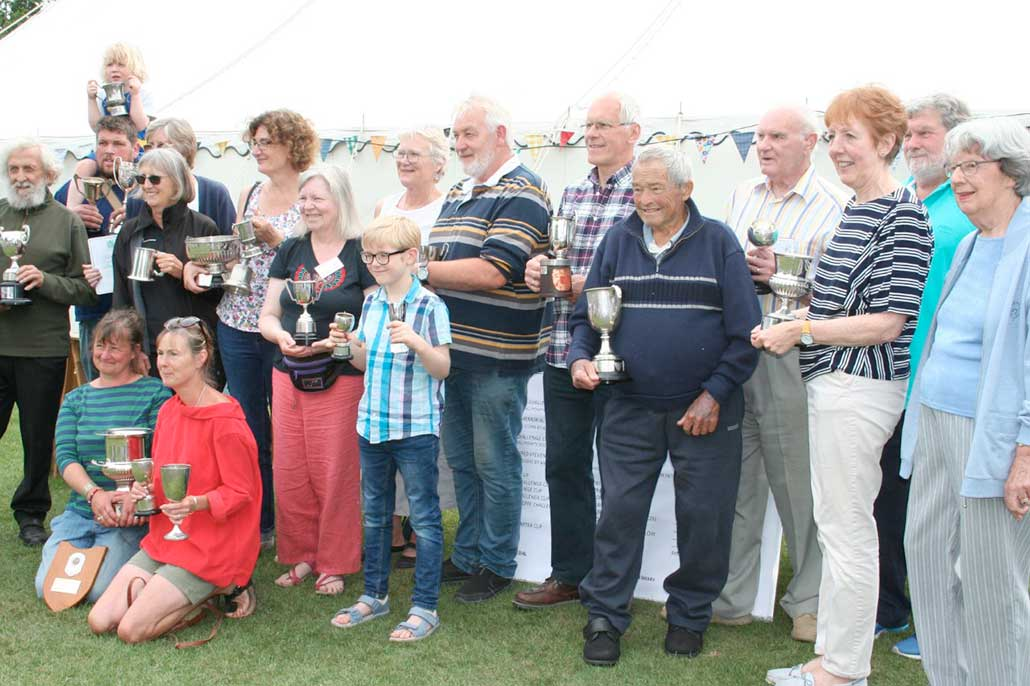 horticultural society summer show