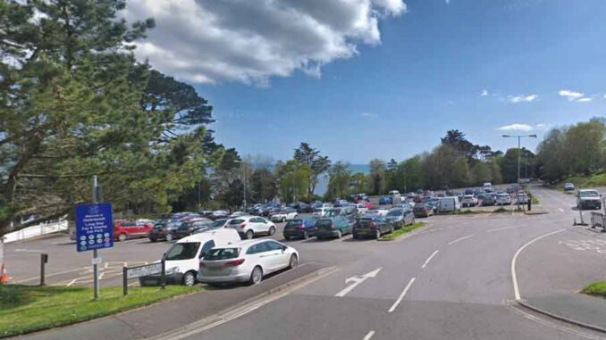 holmbush car park
