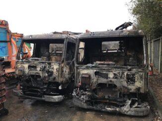 dorset council depot fire