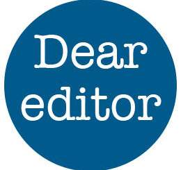 dear editor letter