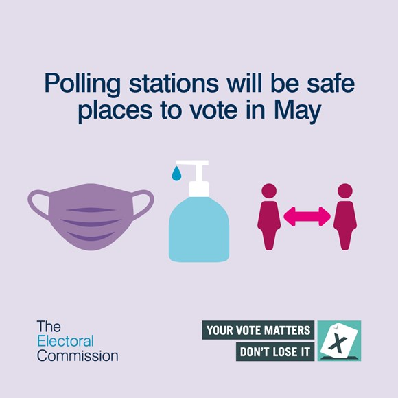 polling stations safety
