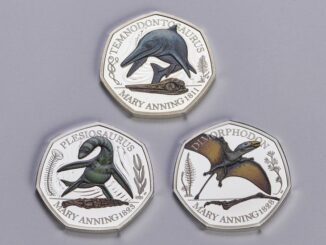 The new Mary Anning coin collection
