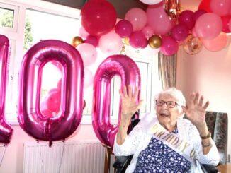 fran cassidy 100th birthday
