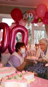 fran cassidy 100th birthday