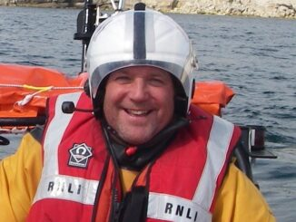 mark colley lifeboat crew