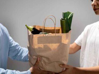 food parcel