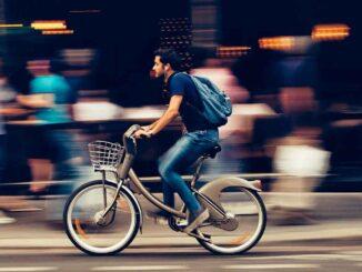 electric biking