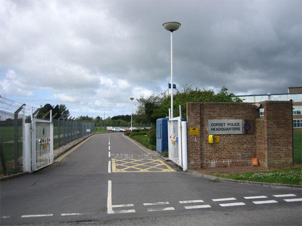 Dorset Police headquarters