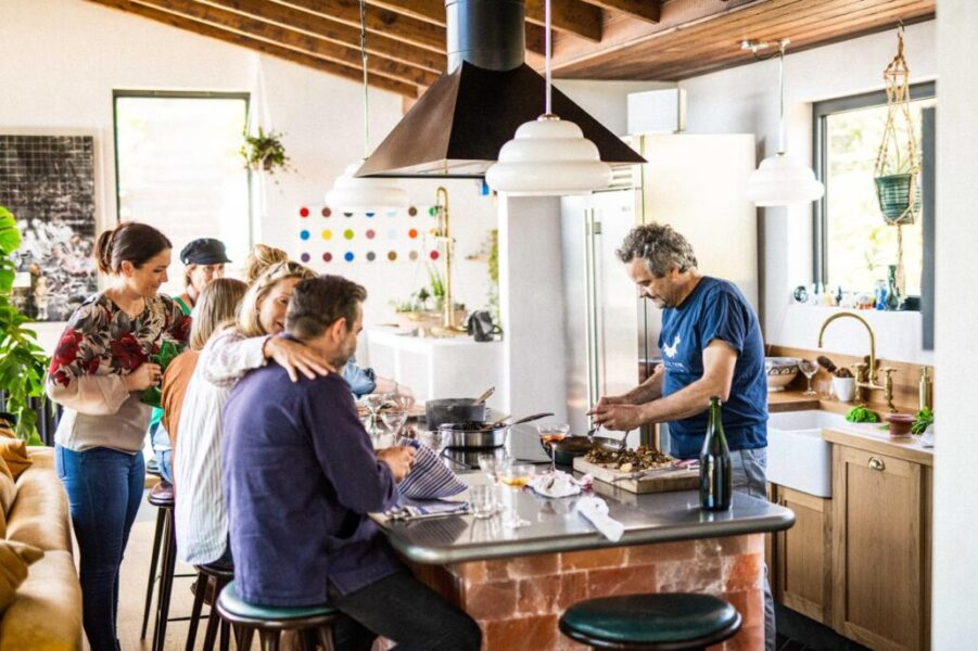 Mark Hix Kitchen Table
