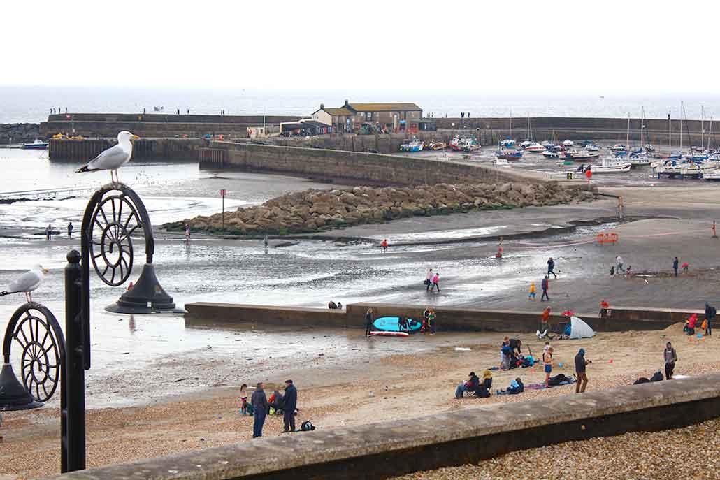 beach harbour dredging