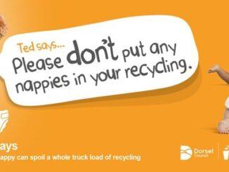 nappy disposal campaign