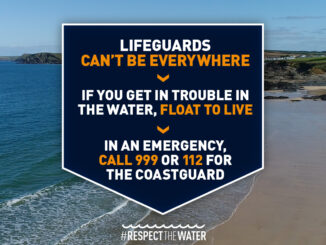 RNLI Easter safety