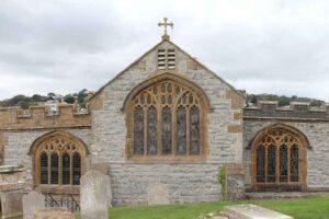 St Michael's Parish Church window