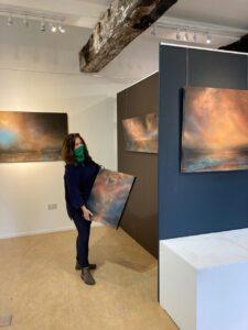 Julie Oldfield exhibition