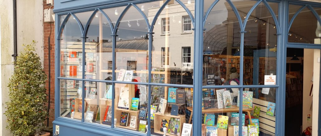 Lyme Regis Bookshop