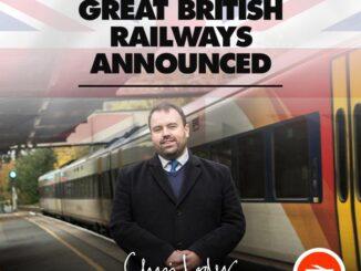 Chris Loder railways