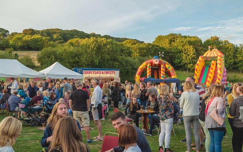 Lyme Regis Sausage & Cider Festival