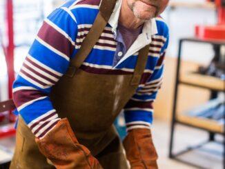 Jonne Ceserani blacksmith