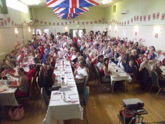 Jubilee community lunch
