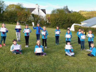 Lym Valley Scouts investiture